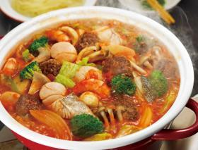 野菜レシピ『今日の晩御飯』 イタリアントマト鍋